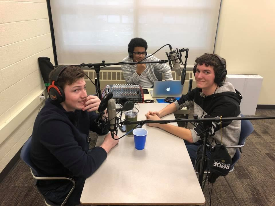 Lakewood Stu Podcast Image