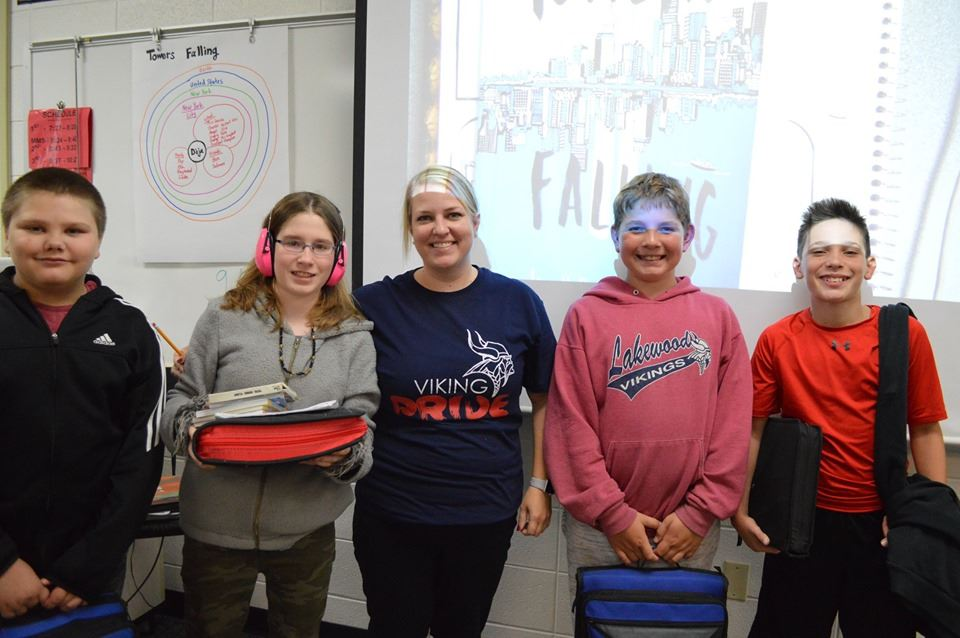Mrs. Lafave's Middle School Social Studies Class
